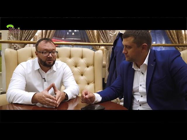 Интервью о продажах в перерыве тренинга