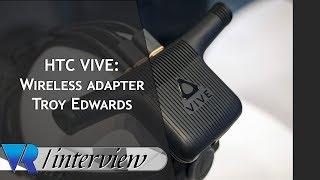E3 2018: HTC Discuss Vive Wireless Adapater