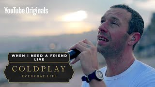Coldplay When I Need A Friend Live in Jordan.mp3