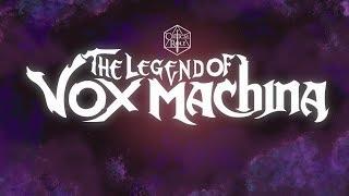 Die Legende von Vox Machina Animierte Intro