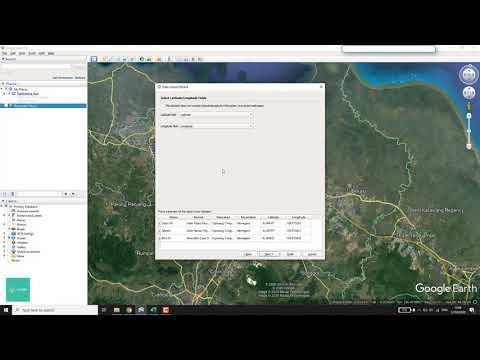 Aplikasi Google Earth ini berjalan pada sistem operasi Windows dan dapat digunakan untuk menyimpan d.
