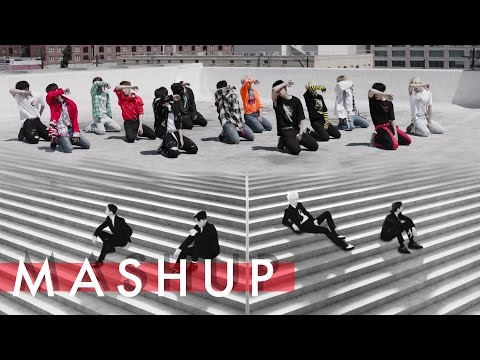 SEVENTEEN(세븐틴) X WINNER – Really Really Don't Wanna Cry MASHUP (Really Really 울고 싶지 않아)