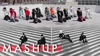 SEVENTEEN(세븐틴) x WINNER – Really Really Don't Wanna Cry MASHUP (Really Really 울고 싶지 않아)
