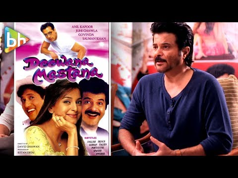 """Govinda & Me Should Make Deewana Mastana Again"": Anil Kapoor 