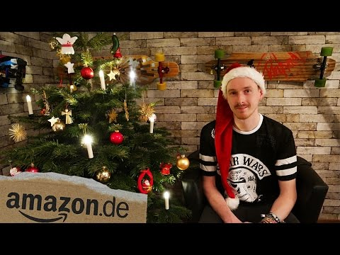 amazon weihnachtsbaum unboxing review nordmanntanne. Black Bedroom Furniture Sets. Home Design Ideas
