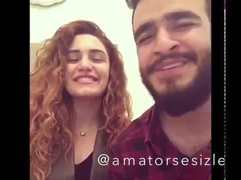 çınara melikzade Hava kara bulutlu 'yalan mı?' Davut Güloğlu Cover
