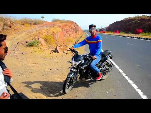 Pulsar NS 160 Stunts | Wheelies, Stoppies, Burnouts, Rolling Burnouts | Slow Motions | BURN THE TIER