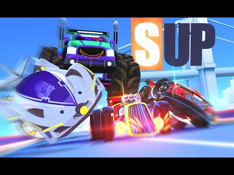 SUP Multiplayer Racing Android GamePlay (By Oh BiBi Socialtainment)