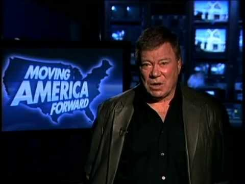 Moving America Forward with William Shatner honors Dr. Ed Park of Recharge Biomedical