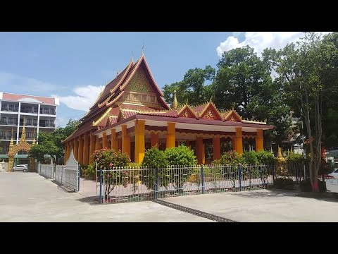 Buddhist Temples in