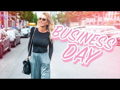 Mein BUSINESS DAY - Geheime Einblicke bei BUMBUM, Rocka Nutrition und der ILPT!