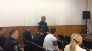 Начальник полиции Павлограда об игровых автоматах