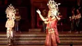 Thailand dances show