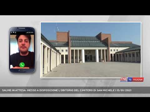 SALME IN ATTESA: MESSO A DISPOSIZIONE L'OBITORIO DEL CIMITERO DI SAN MICHELE | 13/01/2021