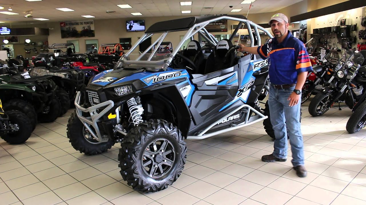2016 Polaris Rzr 1000 Xp Eps