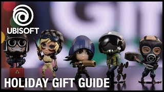 Ubisoft Holiday Gift Guide: Rainbow Six Siege, Assassin
