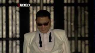 Download 싸이(PSY) - 강남스타일(GangnamStyle) : MAMA 2012 Mp3 and Videos