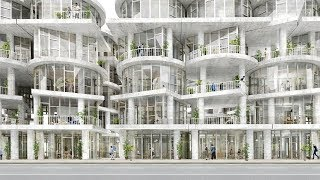 A modular building system to combat loneliness in cities? | Architecture | Dezeen