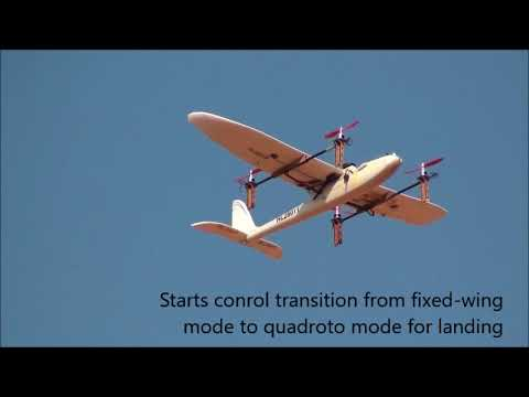 CeyHornet - the quad-fixed wing hybrid Drone of University of Moratuwa