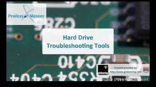 Hard Drive Troubleshooting Tools - CompTIA A+ 220-802: 4.3