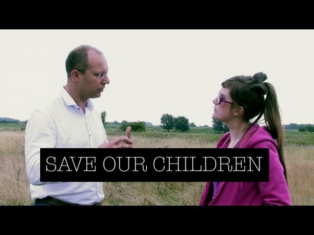 SAVE OUR CHILDREN  - Een project van TINKEBELL.