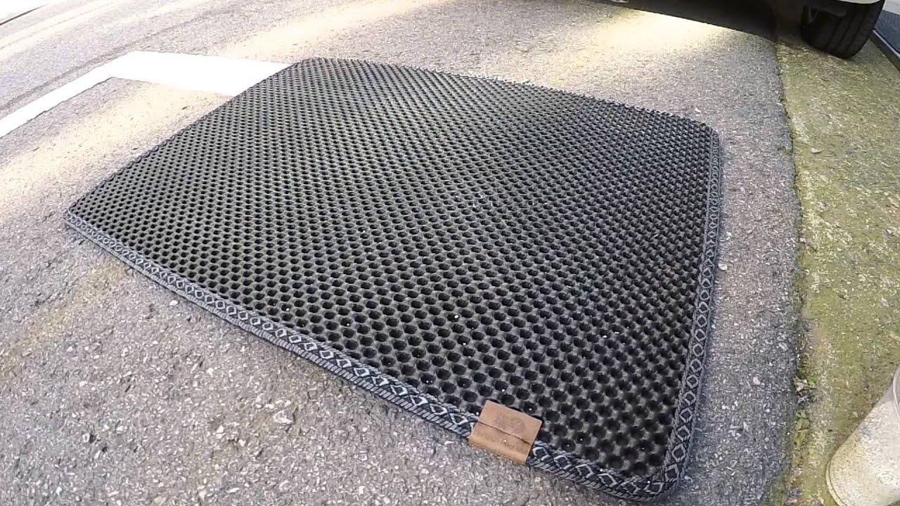 Diy Cat Litter Box Mat Diydry Co