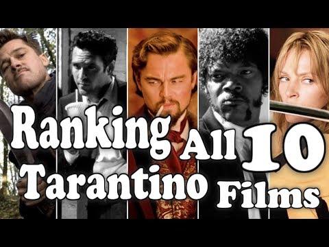 Ranking All 10 Tarantino Films