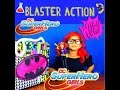 DC SUPERHERO GIRLS - BLASTER ACTION BATGIRL