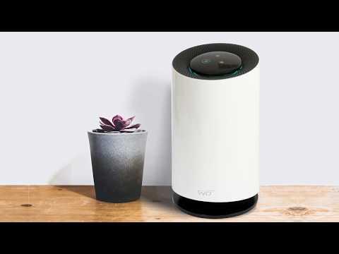 WDLifestyle - Air Purifier-Purificatore d'aria
