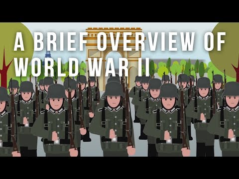 A Brief Overview of World War II