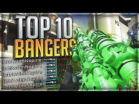 THE MOST INSANE INFINITE WARFARE TRICKHOT & FEEDS! - TOP 10 BANGERS #57