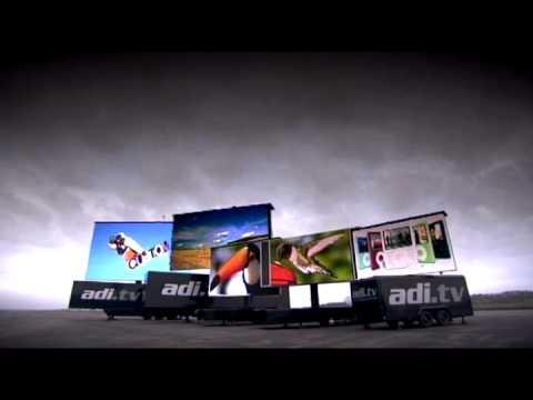 ADI iCONIC Mobile LED Screens Showreel