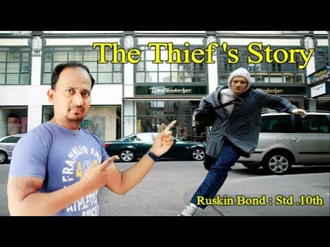 the thief by ruskin bond