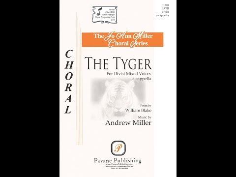 The Tyger (SATB