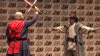 Rogue Alliance: The Art Combat | 2017 ACE Comic Con Long Island