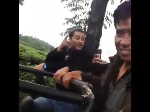 سائق اندونيسيا في الجبل الأخضر Driver indonesia guide 006287714735209
