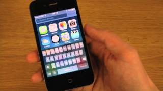 iPhone 4S iOS 71 Final - Review