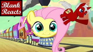 Repeat youtube video [Blind Commentary] PONIES The Anthology III
