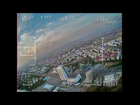 MTD - FPV acrobatics + low and fast flying over Pancharevo