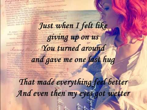 Rihanna - California King Bed (FULL HD + Official Lyrics)