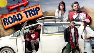 Ex-Girlfriend met on Road Trip    Hola Boys    Aazam Khan