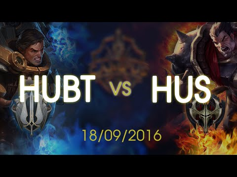 [18.09.2016] Campus HUBT vs Campus HUS [VCC 2016 - Ván 1]