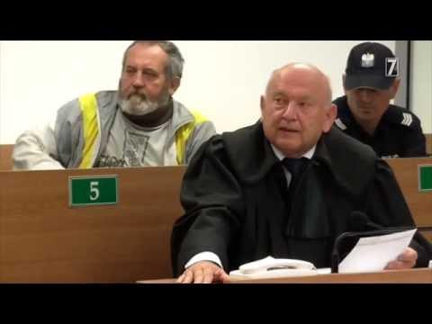 Oskarżeni o zakłócanie ciszy dziennej przed krakowskim sądem: Kolejna rozprawa Zygmunt Miernik
