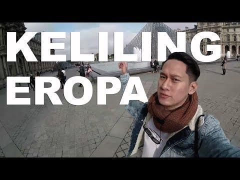 TRAVEL - VLOG.EUROPE TRIP Part 1