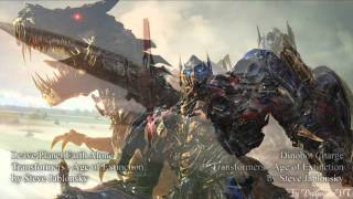 Transformers 4 Age of Extinction Soundtrack Best of Mix Official Music Score