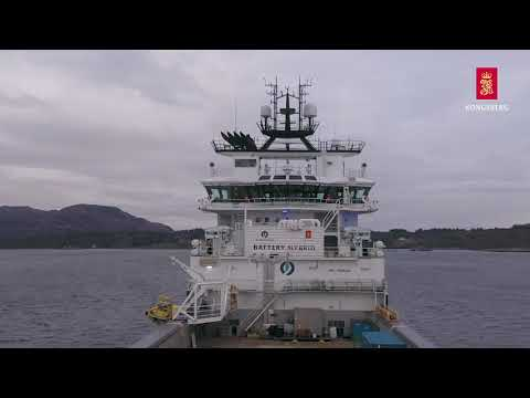 Kongsberg  Maritime Hybrid Propulsion