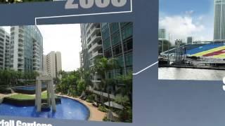 China Construction (South Pacific) Development Co. Pte Ltd Corporate Video
