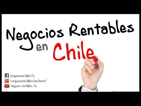 Negocios Rentables En Chile Mejores Ideas Y Consejos De