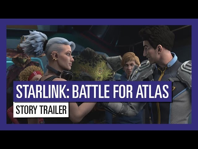 STARLINK : BATTLE FOR ATLAS STORY TRAILER