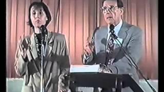 Серия 02 Личность Иисуса Урок 04 Небесный человек и вечная жизнь. Берт Кленденнен